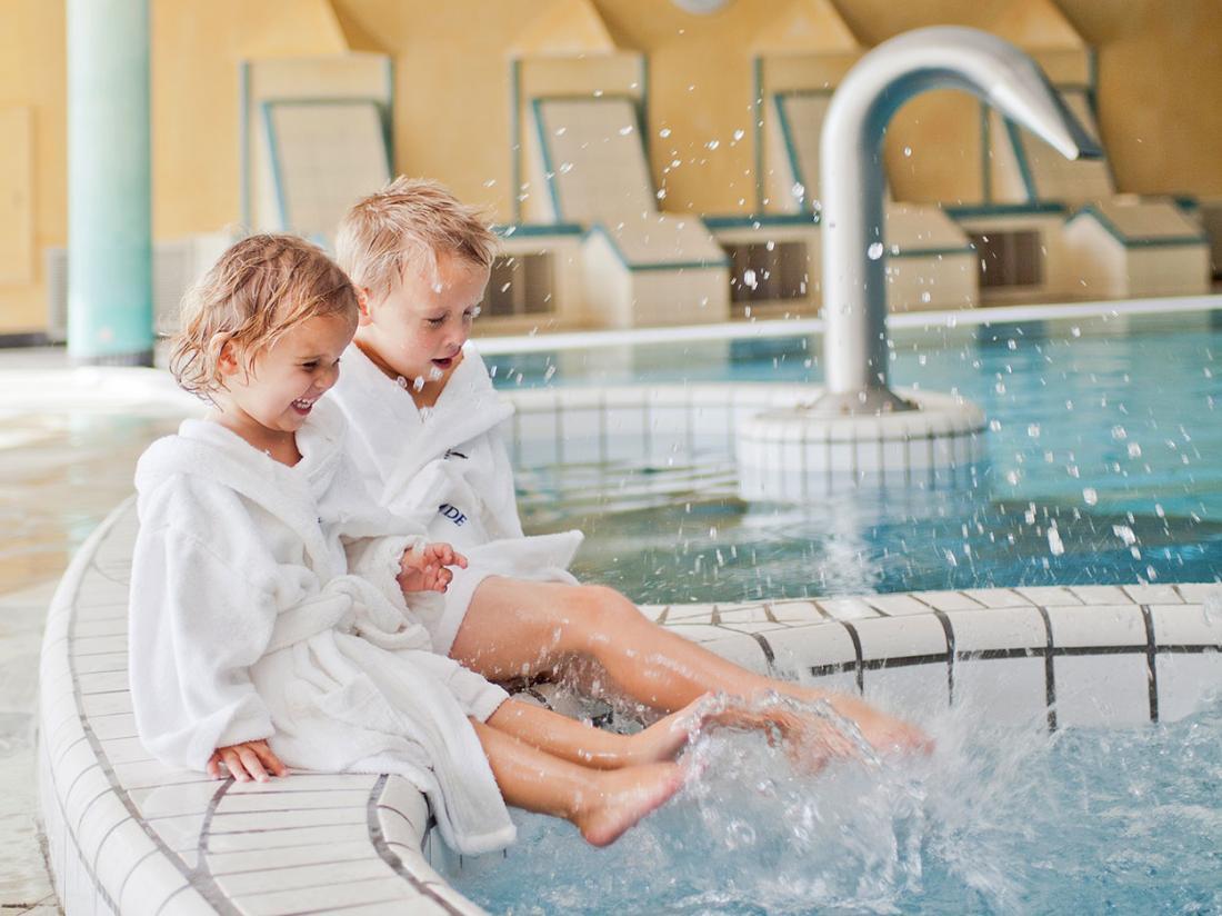 landgoed de holteweijde zwembad met kinderen