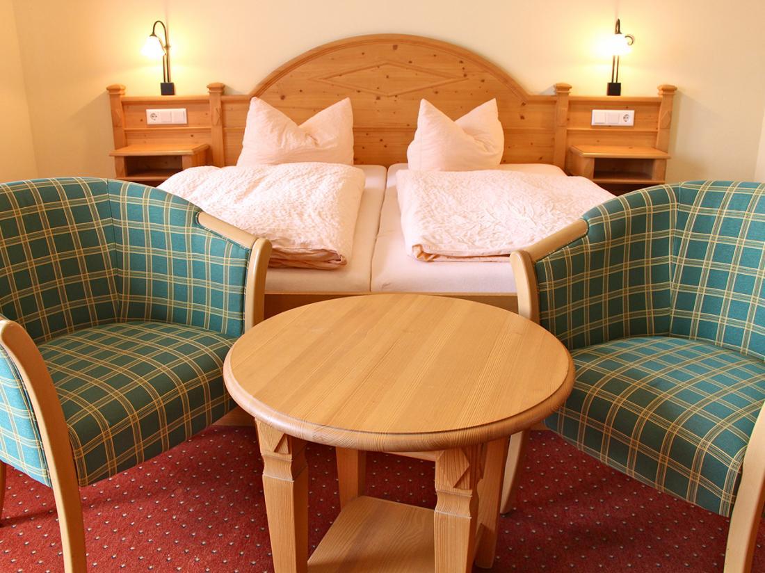 Hotelkamer Igelstadt Hotel Weekendjeweg