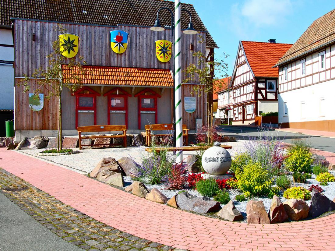 Omgeving Hessen Duitsland Overnachting