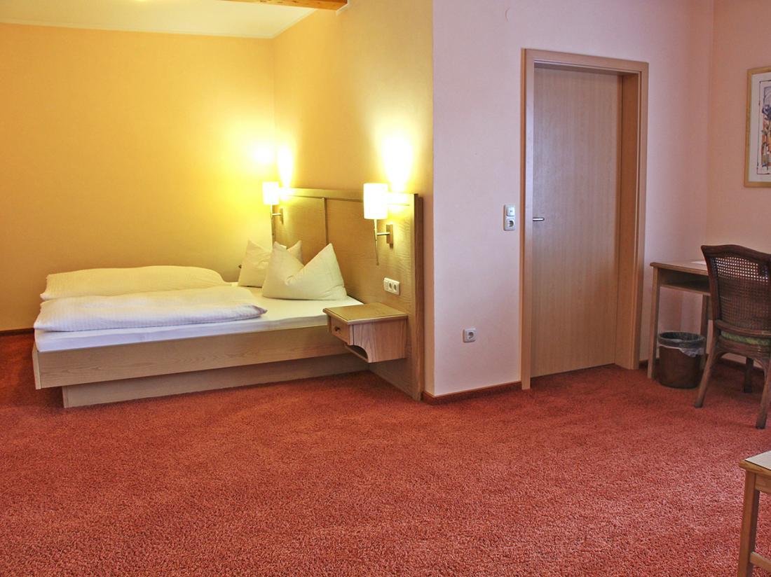 Slaapkamer Hote Igelstadt Duitsland