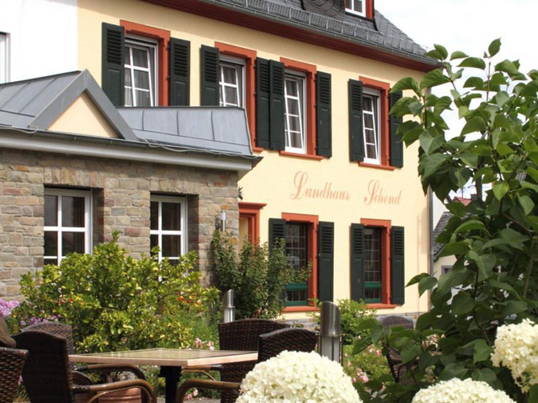 Hotelaanbieding Duitsland Exterieur
