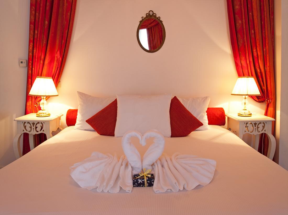 Hotelarrangement groningen kamer schimmelpenninck romantisch arrangement