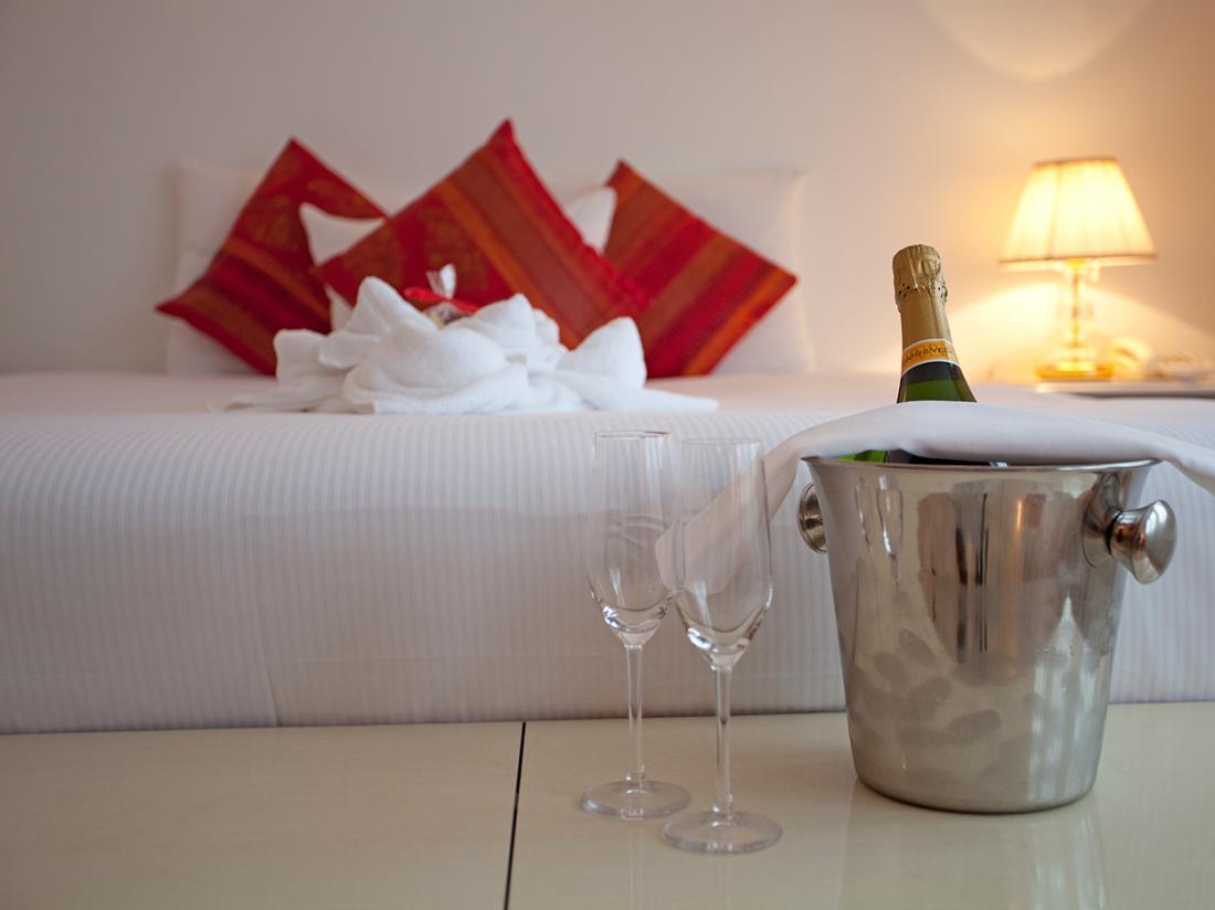 weekendje weg groningen hotel champagne