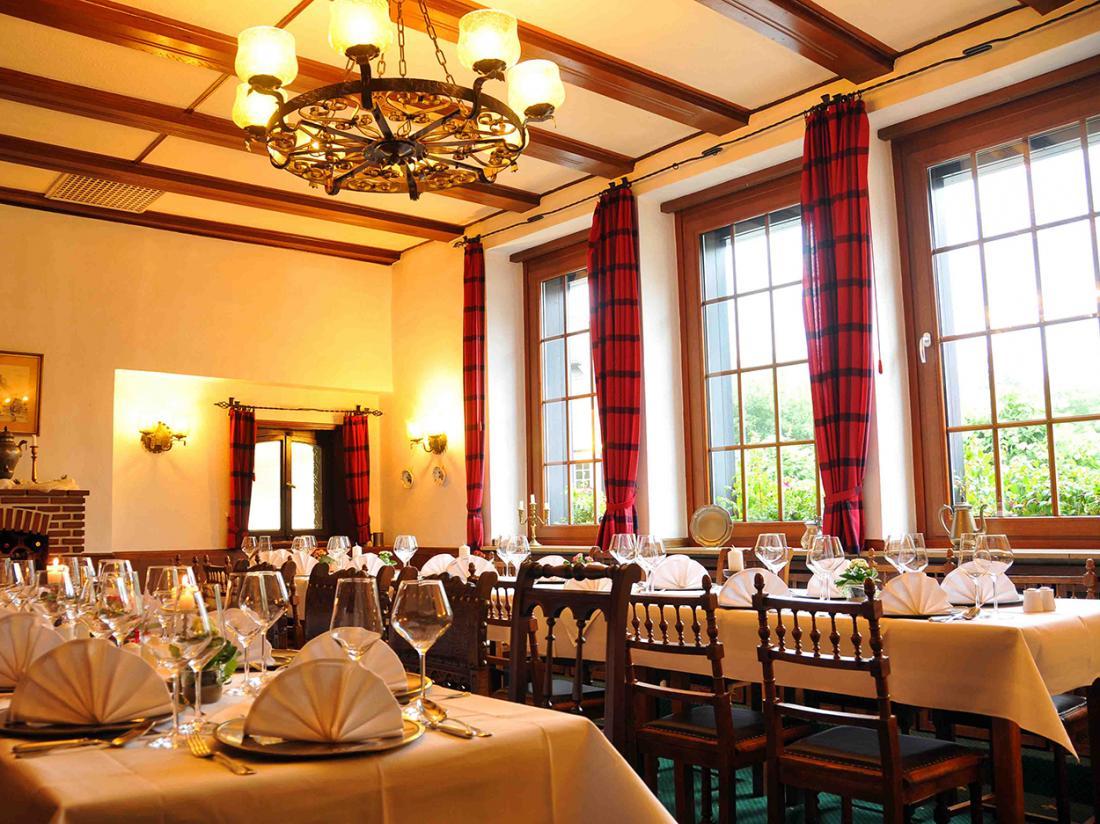 Hotelaanbieding Hotel Niedersfeld Restaurant