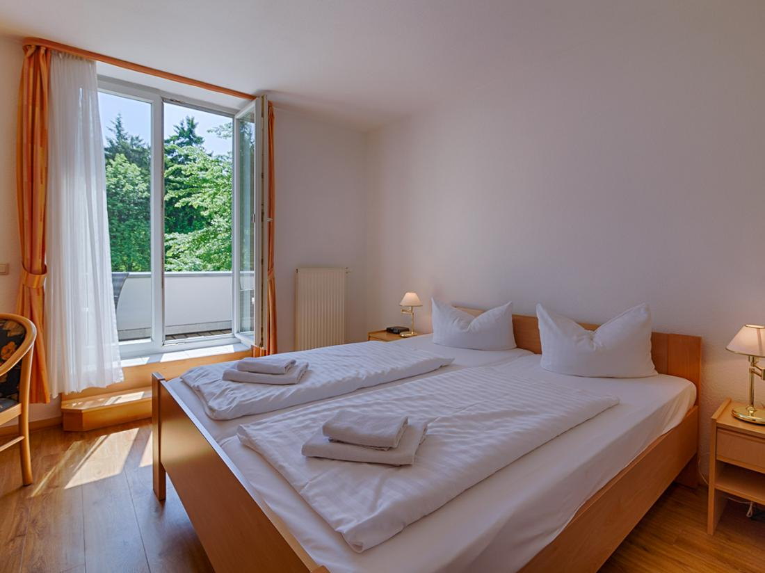 Hotelaanbieding Hotel Haus Oberland Kamer