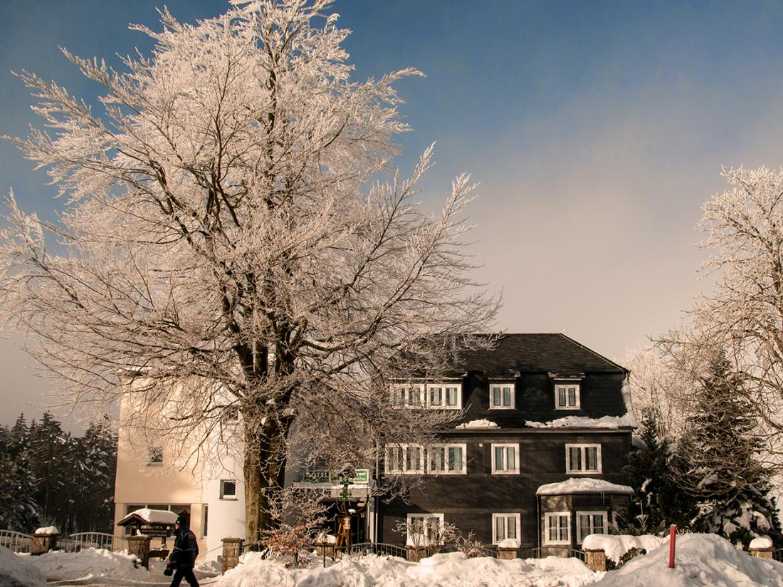 Hotelaanbieding Hotel Haus Oberland Winter