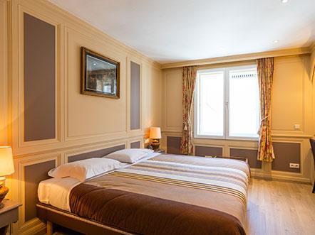Hotelaanbieding Brugge Hotelkamer