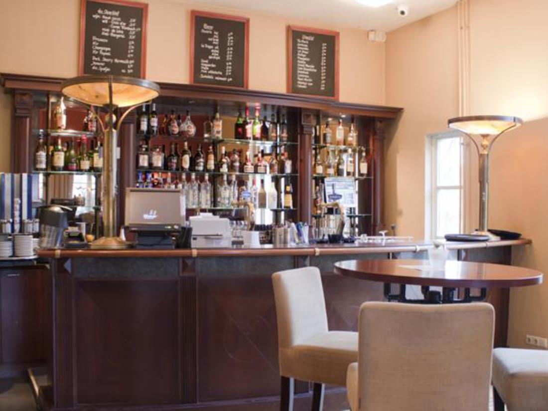 Hotel la sonnerie hotel Bar
