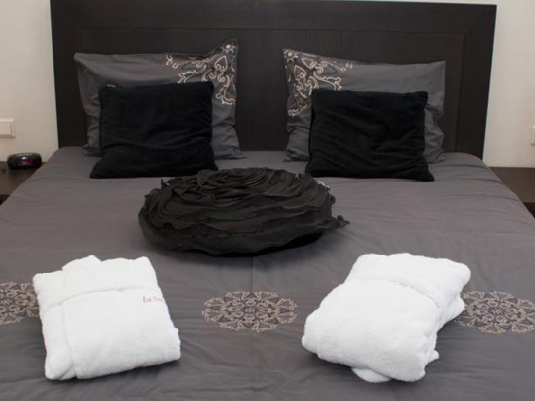 Weekendjeweg Hotel la Sonnerie Bed