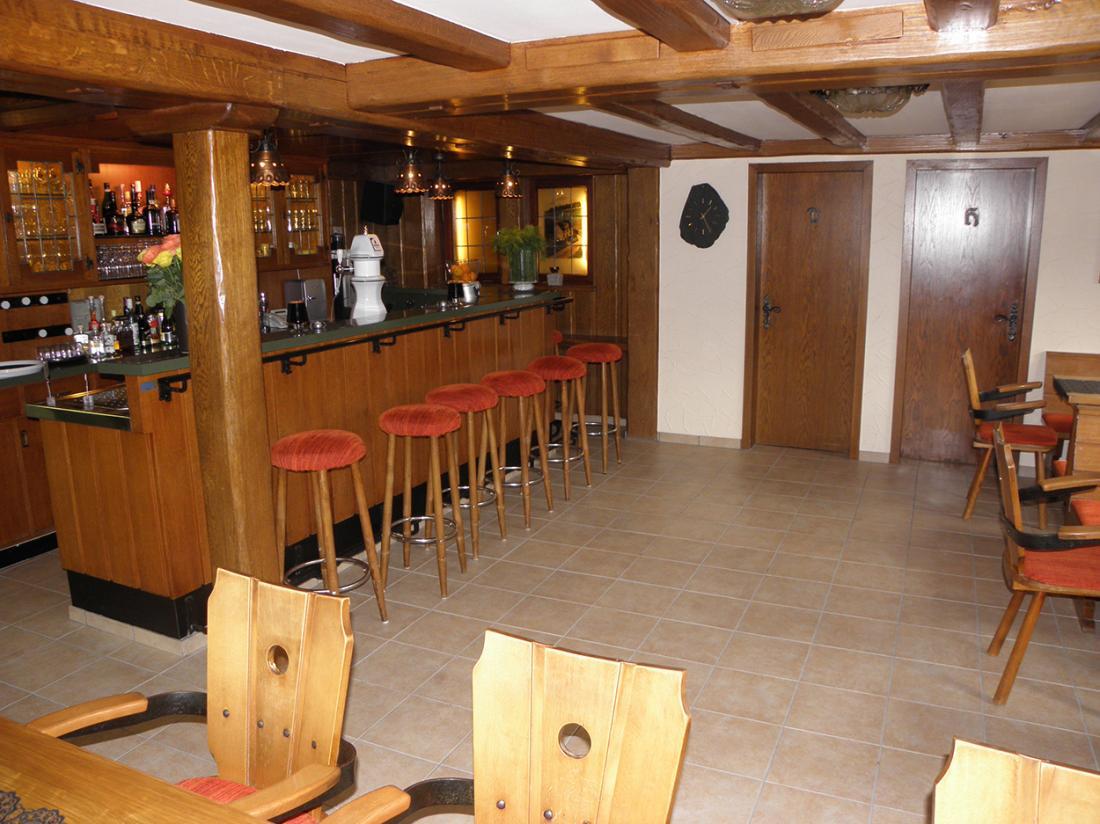 Gasthof Westfeld Schmallenberg Duitsland Bar
