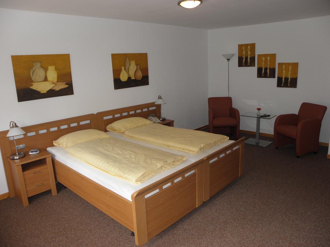 Gasthof Westfeld Schmallenberg Duitsland Hotelkamer