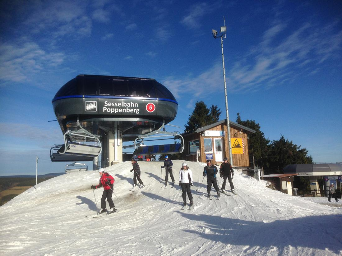 Gasthof Westfeld Schmallenberg Duitsland Ski