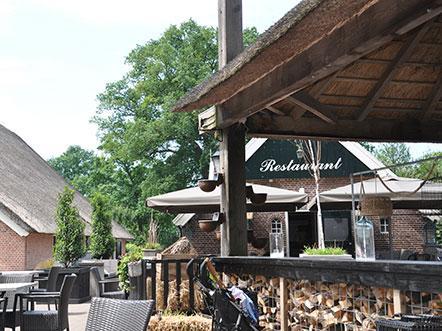 Hotelarrnagement vechtdal Zwieseborg Aanzicht