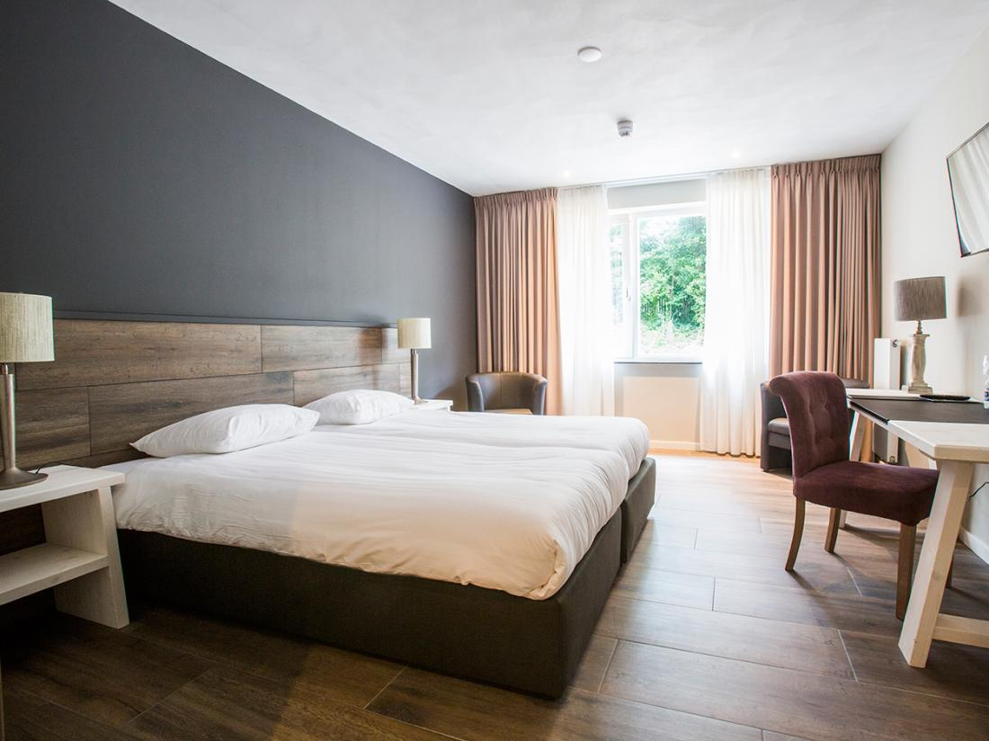 Weekendjeweg Hotel Maashof Hotelkamer