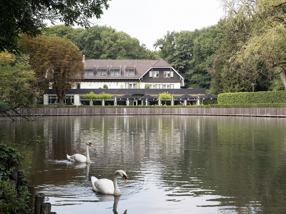Hotelaanbieding Limburg Vooraanzicht