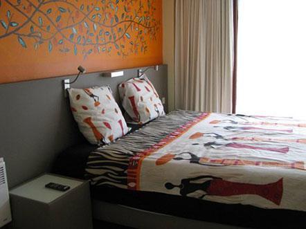 Hotelarrangementen The Protea West Vlaanderen Tweepersoonskamer