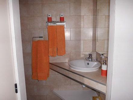 Hotelarrangementen The Protea Zonnebeke Badkamer