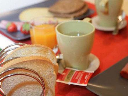 The Protea Zonnebeke België Ontbijt