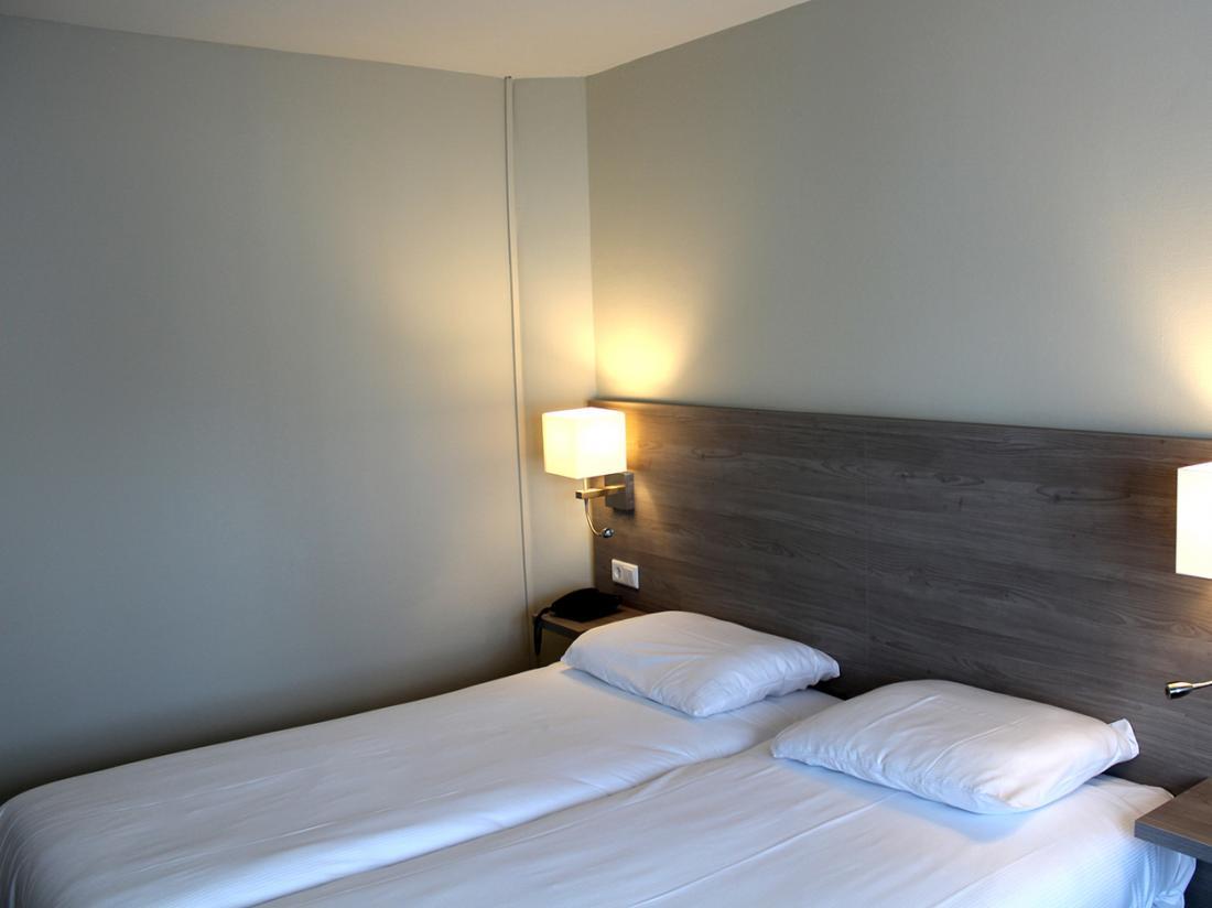 Fletcher Hotel Valkenburg Limburg Kamer