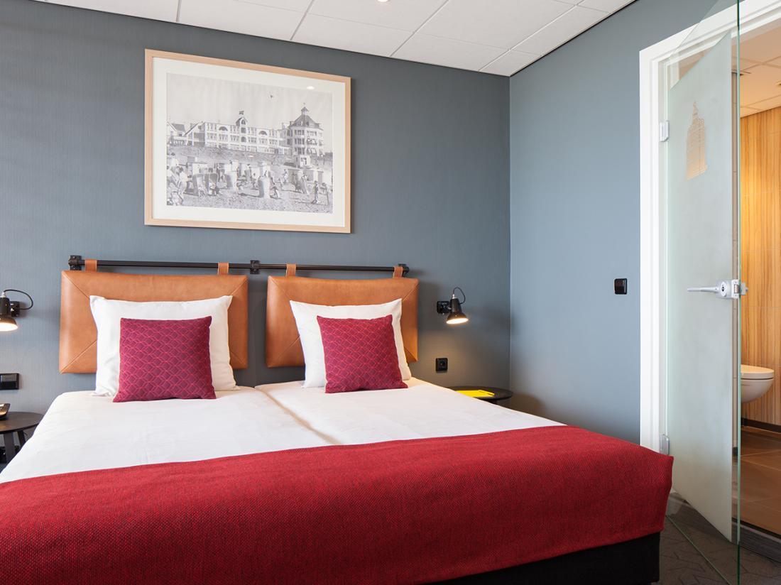 Golden Tulip Noordwijk Beach Hotelkamer Weekendjeweg