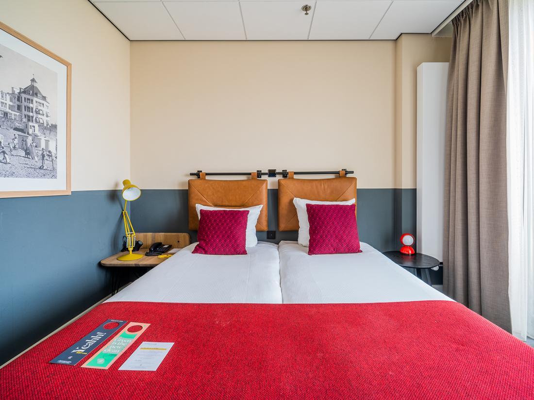 Hotelaanbieding Noordwijk Hotelkamer Zeezijde