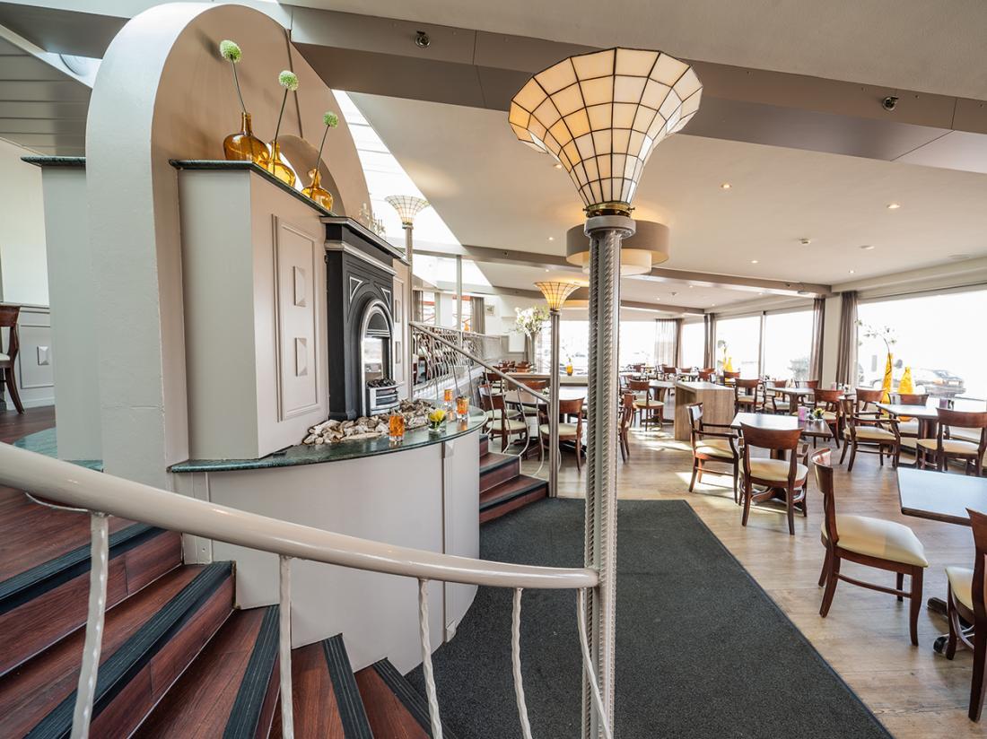 Restaurant Noordwijk Beach weekendjeweg