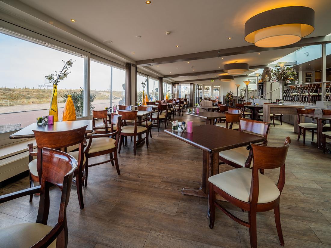 Restaurant Panorama Noordwijk beach