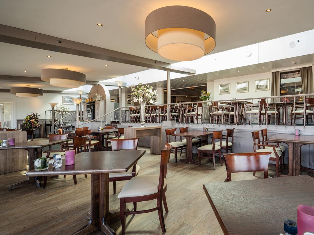 Restaurant Panorama golden tulip Noordwijk