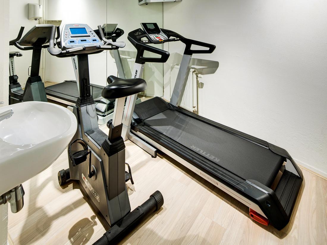 Cityhotel Groningen Fitness