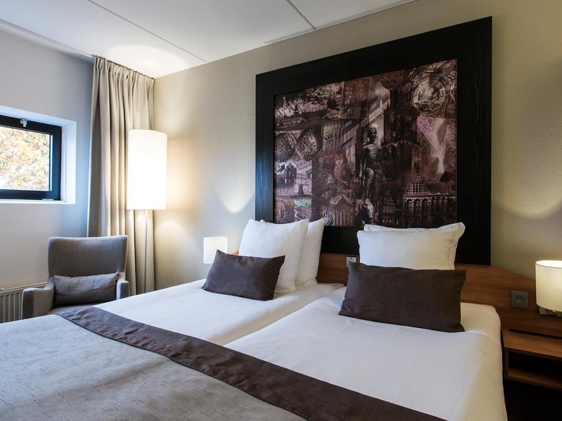 Cityhotel Groningen Hotelkamer