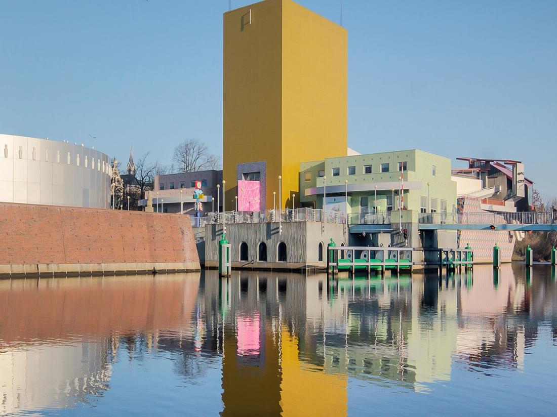 Cityhotel Groningen Omgeving