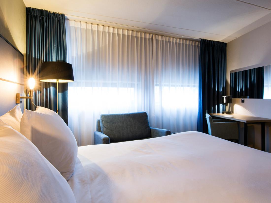Hotelarrangement Groningen Hotelkamer