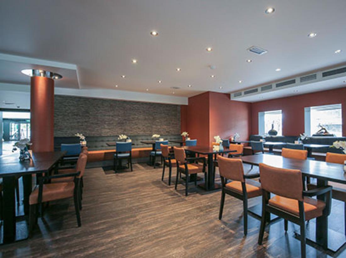 HotelarrangementRandstadRestaurant