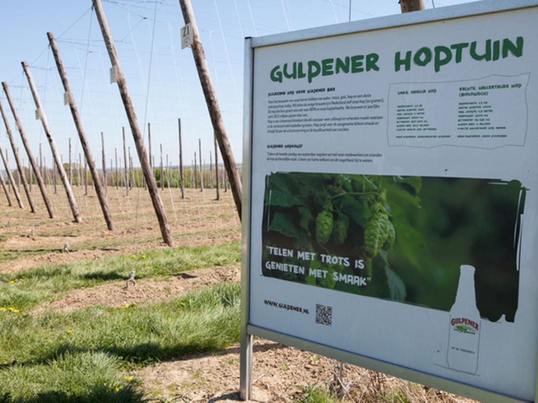 Weekendjeweg Limburg Hoptuin