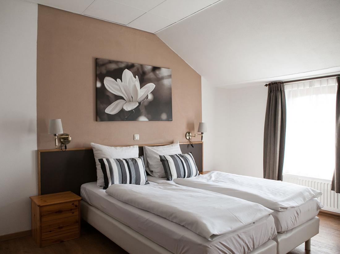 Weekendjeweg Limburg Hotelkamer