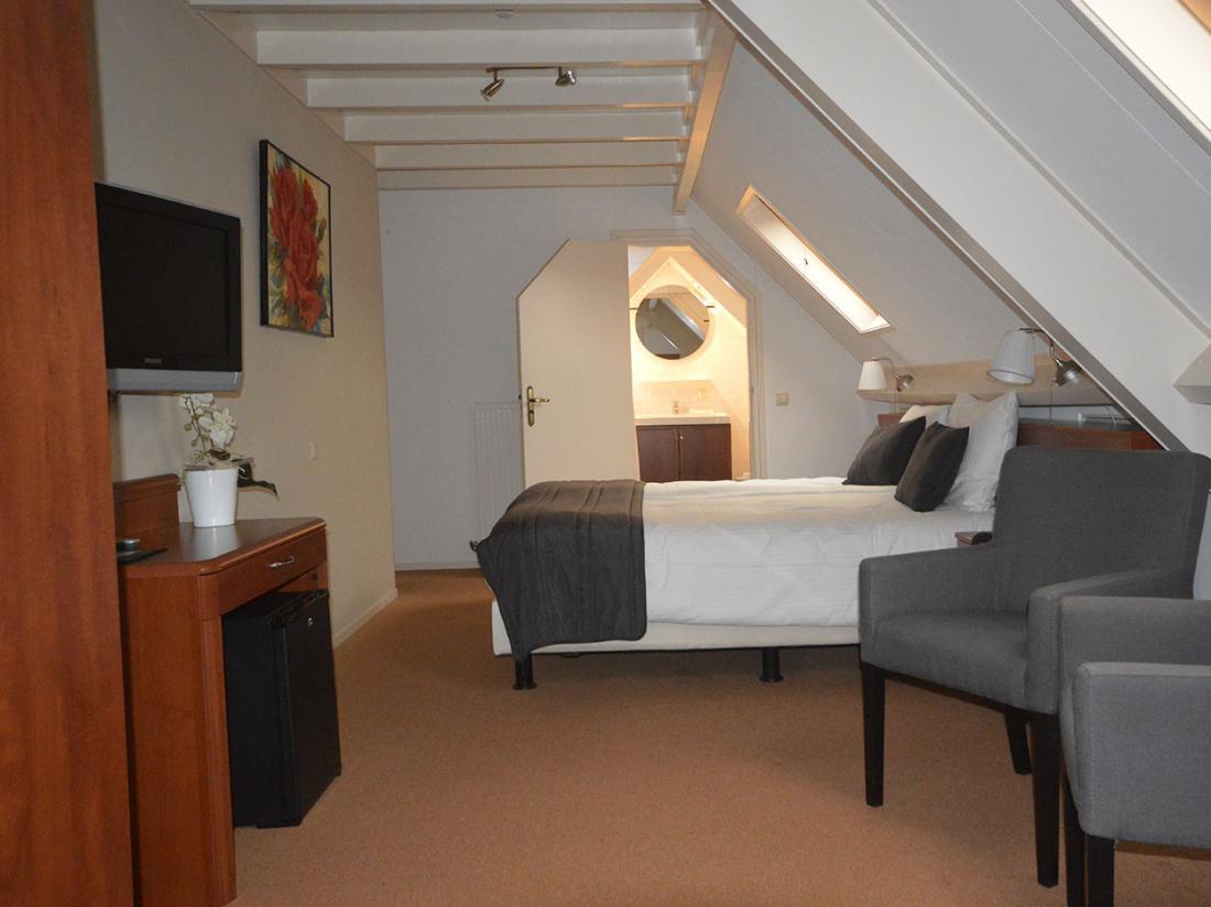 Hotel Ootmarsum hotelkamer