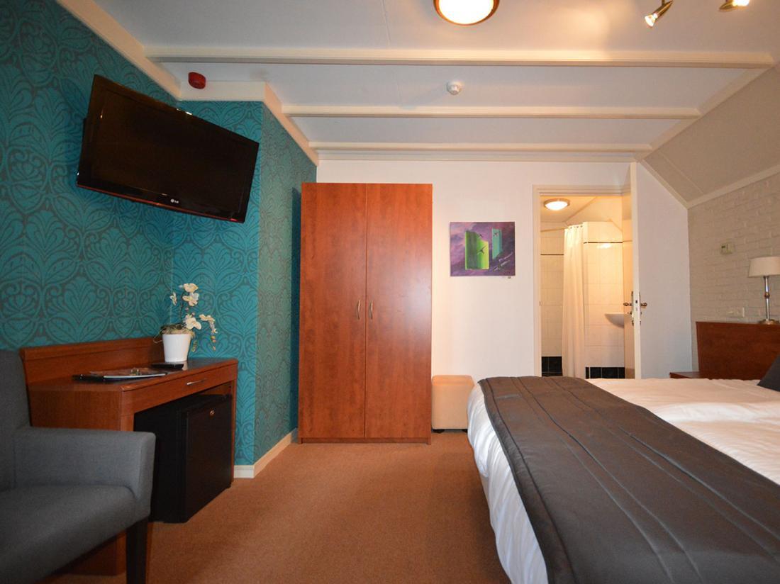 Hotelarrangement Ootmarsum hotelkamer