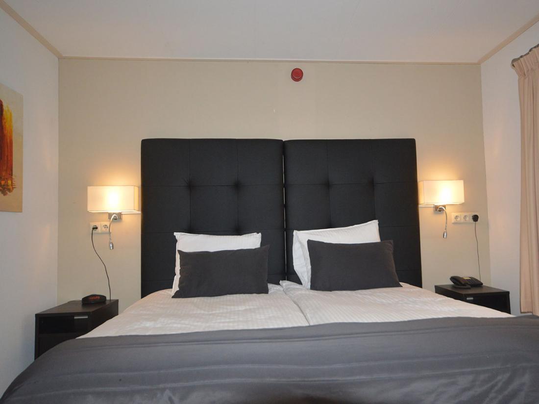 Weekendjeweg Ootmarsum hotelkamer