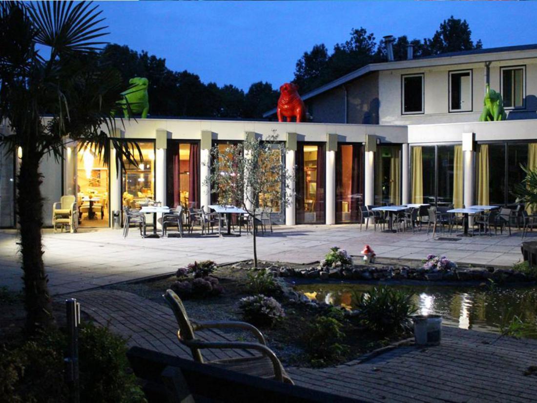 Hotelaanbieding Aardenburg Exterieur