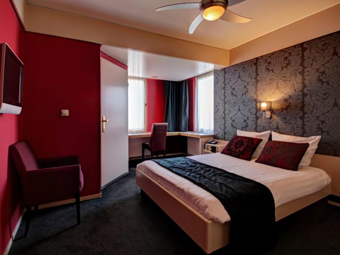 hotel tilburg hotelkamer