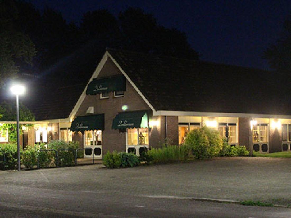 Hotelarrangement Drenthe Doldersum Aanzicht