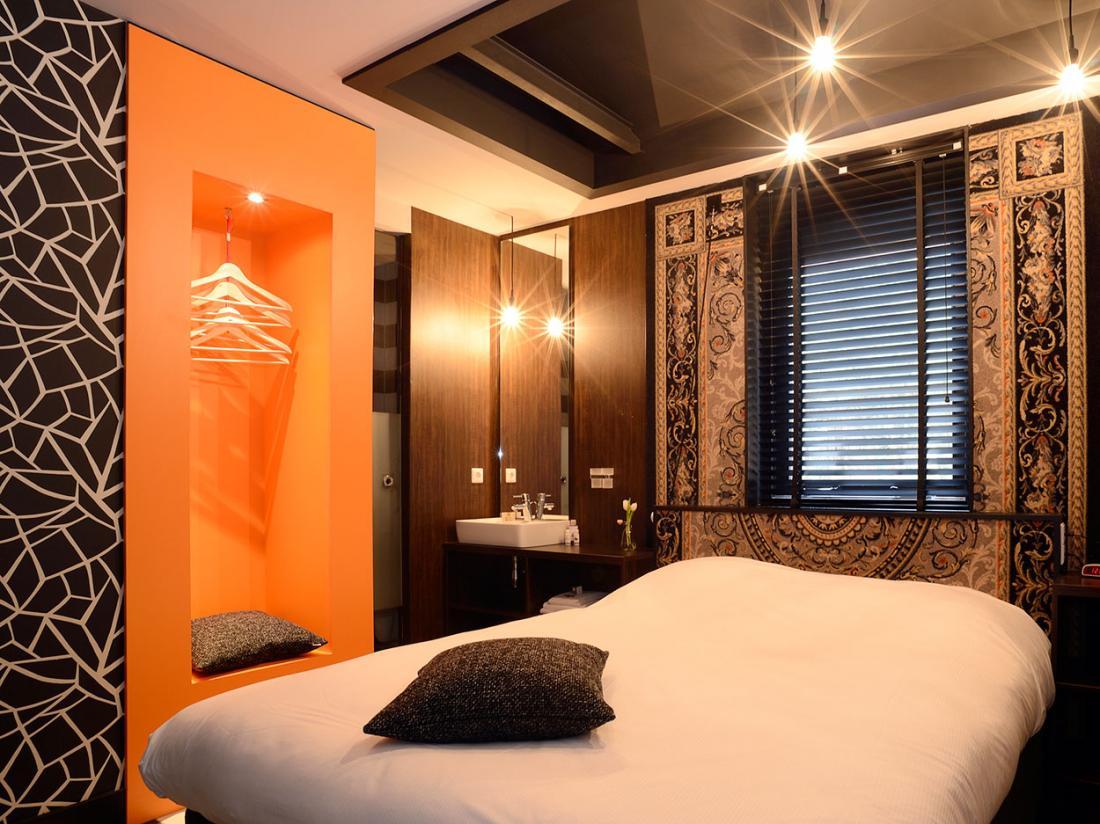 Weekendjeweg Vught Hotelkamer