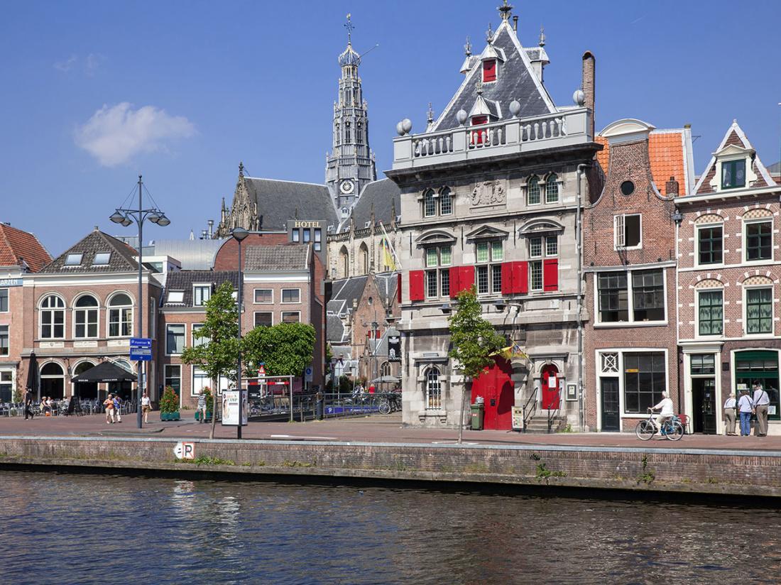 Hotelaanbieding Haarlem Stad