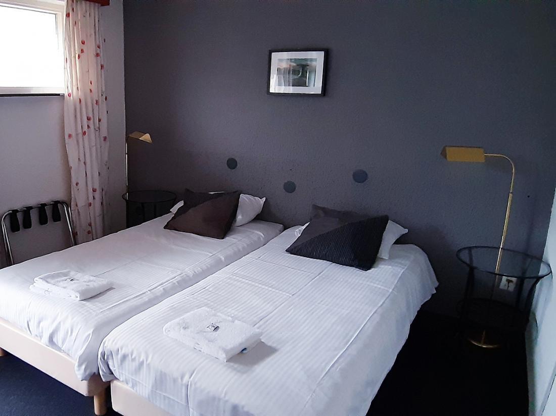 Hotel Wyllandrie Twente Ootmarsum Basic  Tweepersoonskamer Indeling