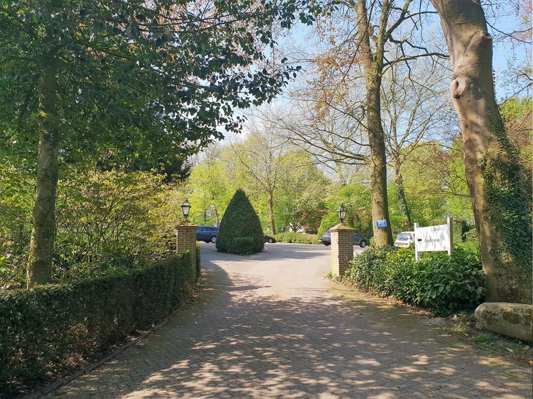 Hotel Wyllandrie Twente Ootmarsum Entree