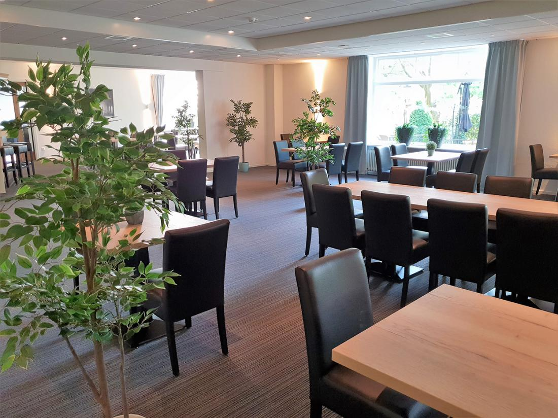Hotel Wyllandrie Twente Ootmarsum Restaurant Tafels