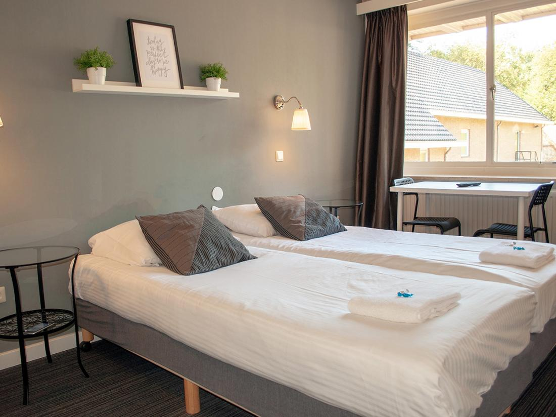 Hotel Wyllandrie Twente Ootmarsum Standaard Tweepersoonskamer