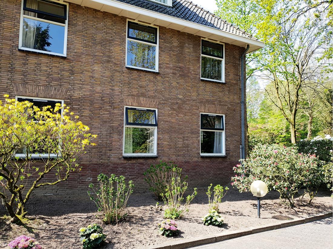 Hotel Wyllandrie Twente Ootmarsum Zijaanzicht