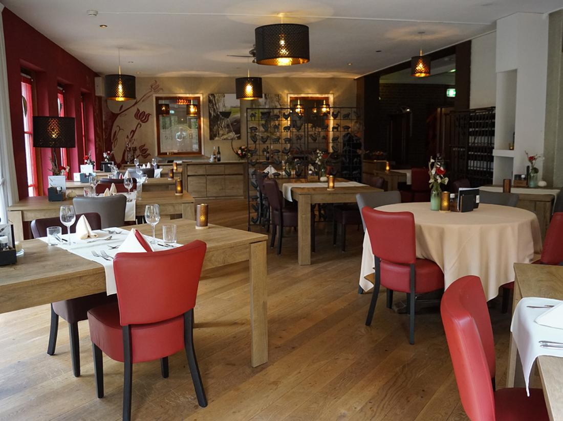 Landhotel de Greune Weide Eibergen Restaurant