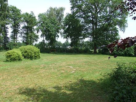 Landhotel de Greune Weide tuin